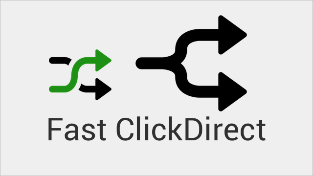 Fast-ClickDirect