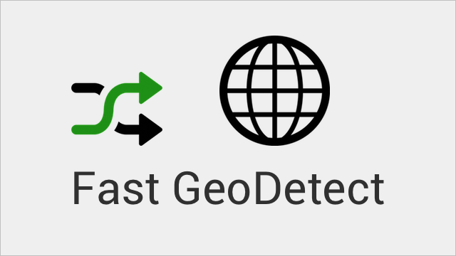 Fast-GeoDetect