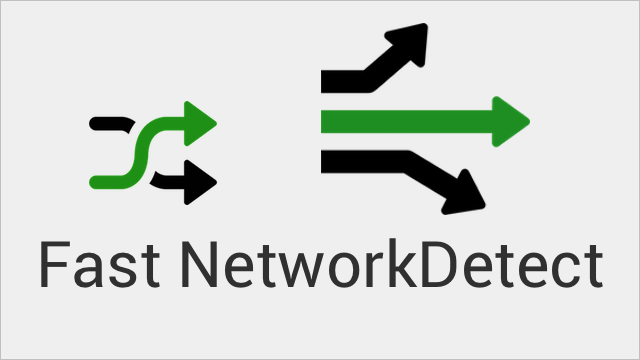 Fast-NetworkDetect