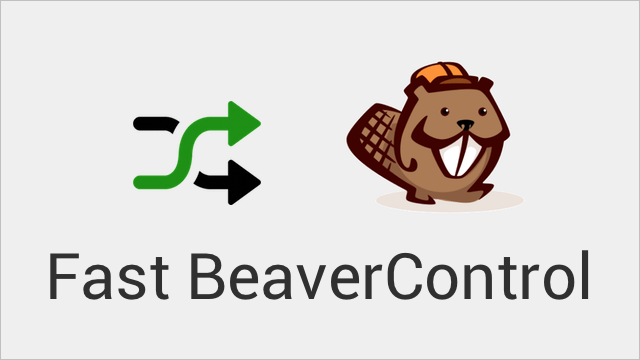 Fast-Beaver-Control