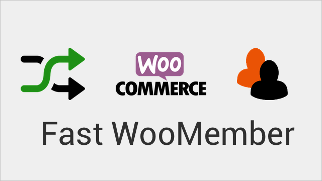 Fast-WooMember